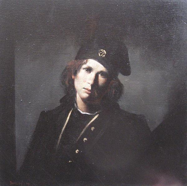Ray Donley - Baroque figure no. 102