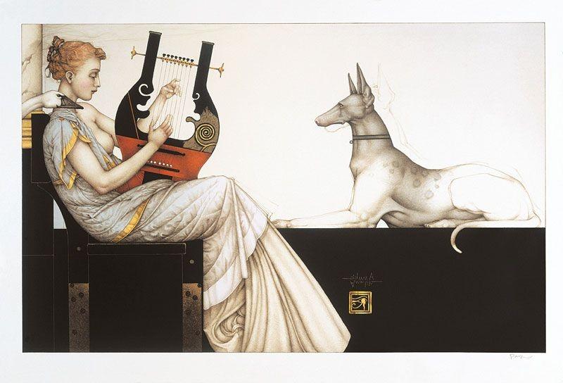 Michael Parkes - Anubis