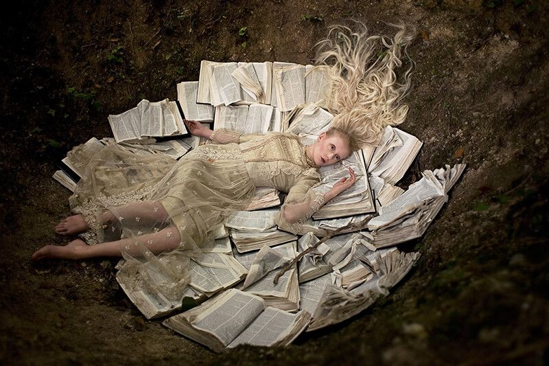 Kirsty Mitchell - Once upon a time