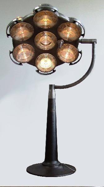 Stef van der Bijl - Raw industrial light