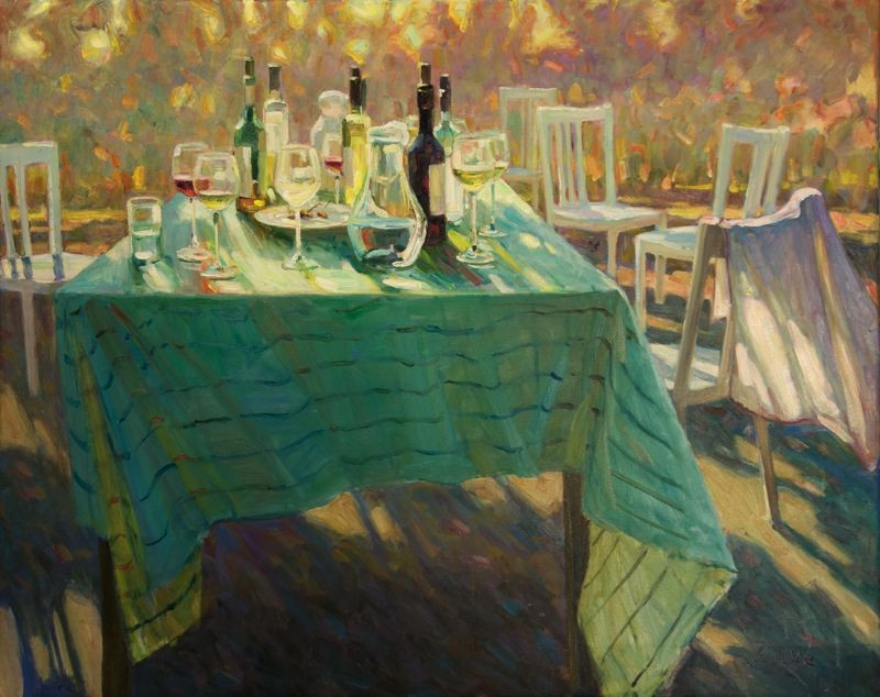 Juane Xue | Schitterende Middag