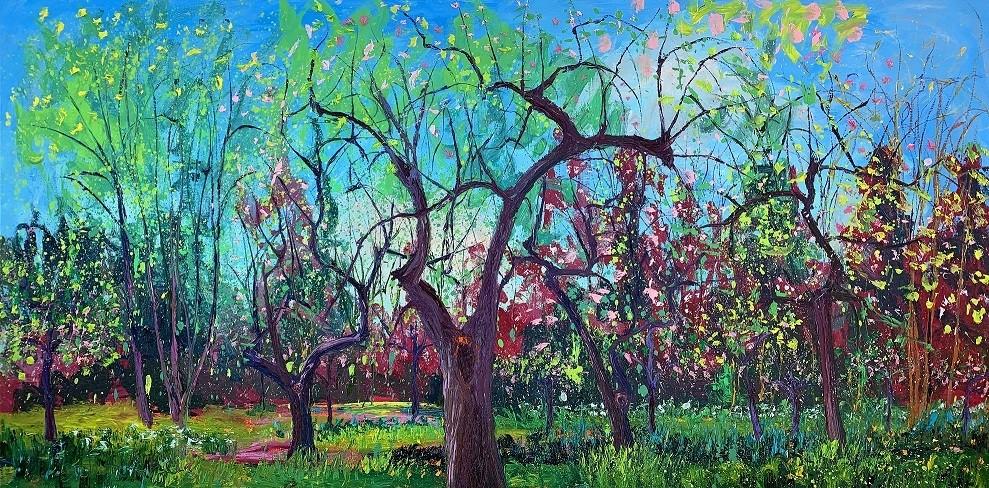 Gertjan Scholte-Albers   Appelbomen