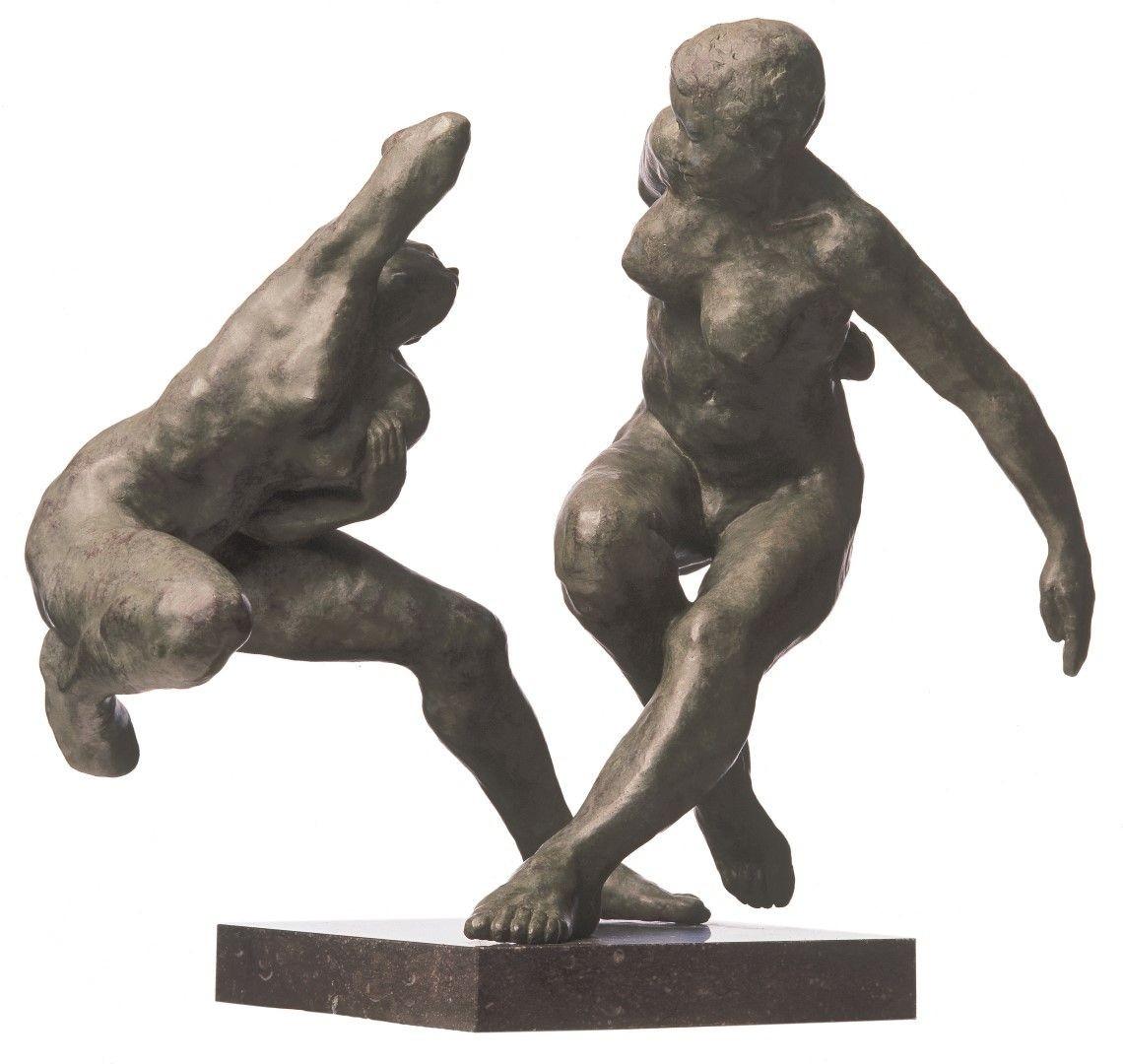 Joris Verdonkschot   Two Figures