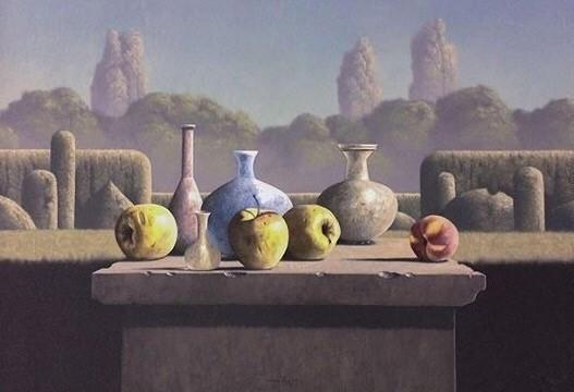 Victor Muller | Appels en Romeins glas