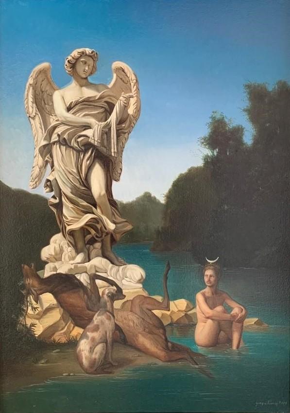 Giovanni Tommasi Ferroni - Atteono e Diana