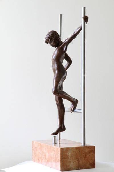 Wim van der Kant | Model fontein