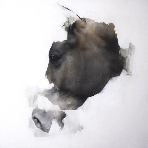 Justin Coburn - Greek Horse II