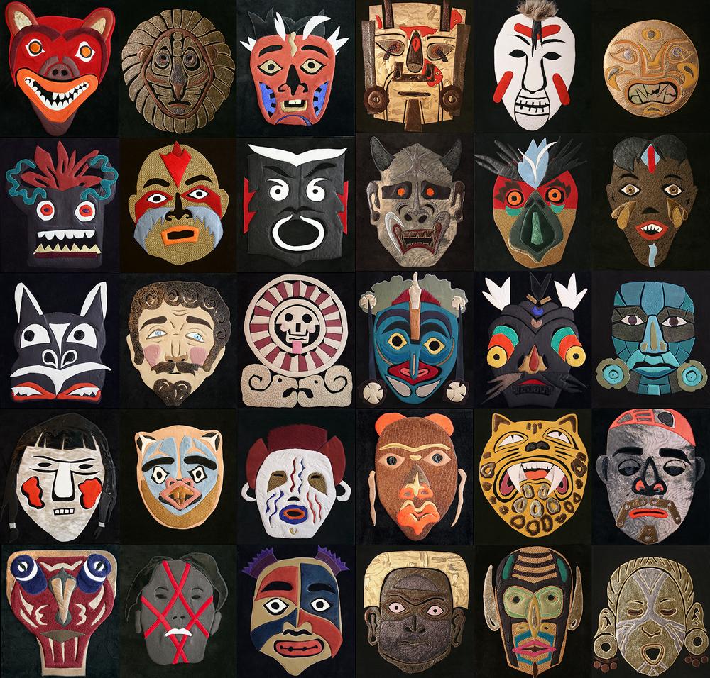 Fong Leng | Masks