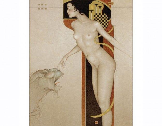 Michael Parkes - The Touch