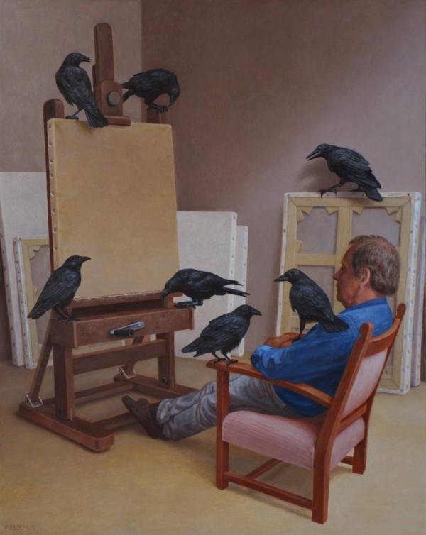 Erik Rijssemus   Painter's block