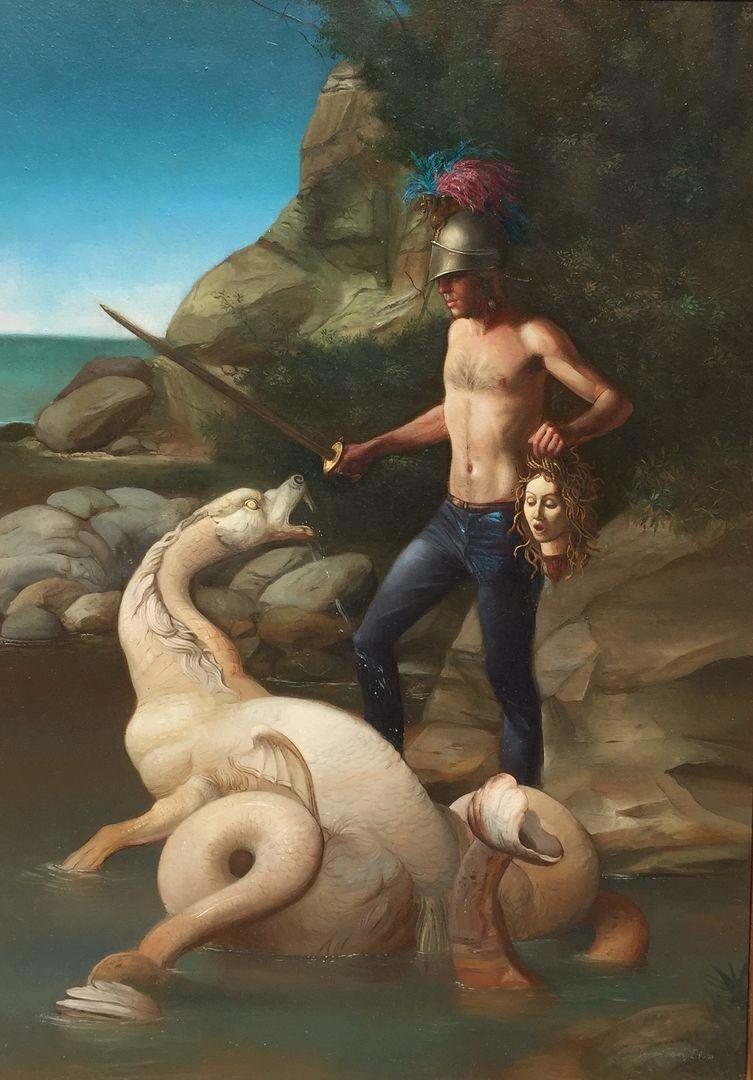 Giovanni Tommasi Ferroni - Dopo la liberazione di Andromeda