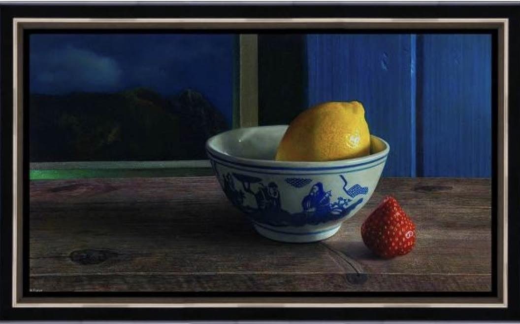 Herman Tulp   Cilento Limone