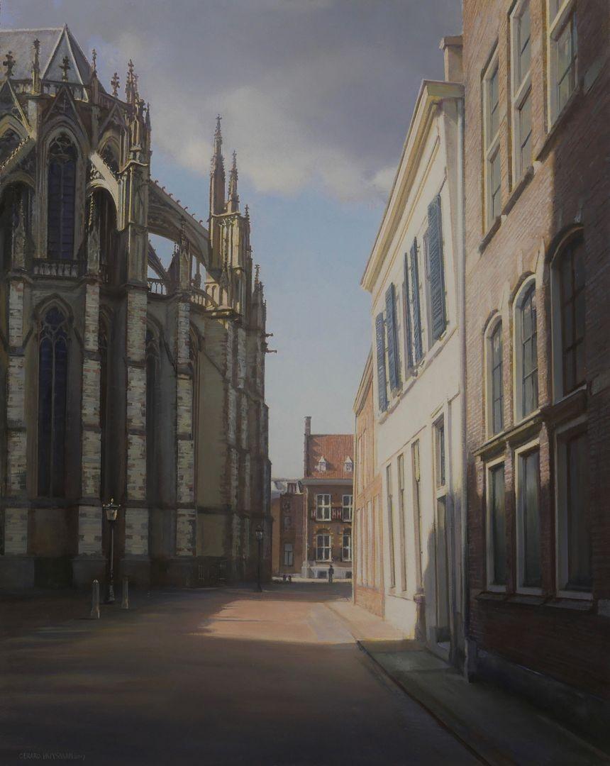 Gerard Huysman | Achter de Dom, Utrecht