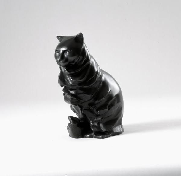 Renee Marcus Janssen - Zittende Kat
