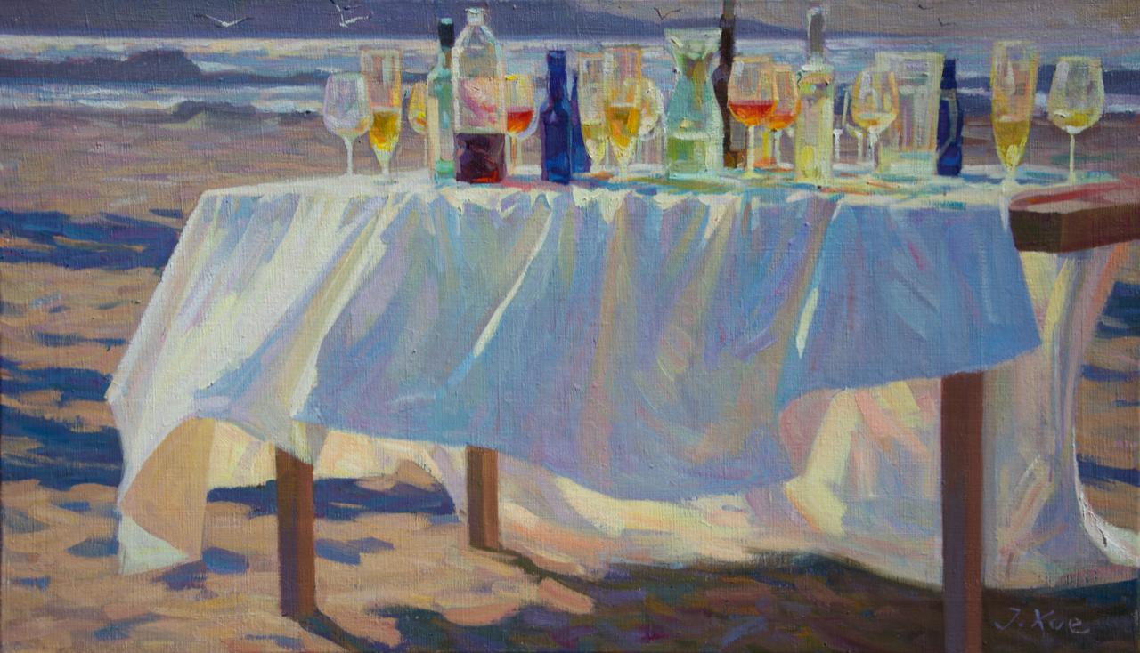 Juane Xue | Zon en zeebries