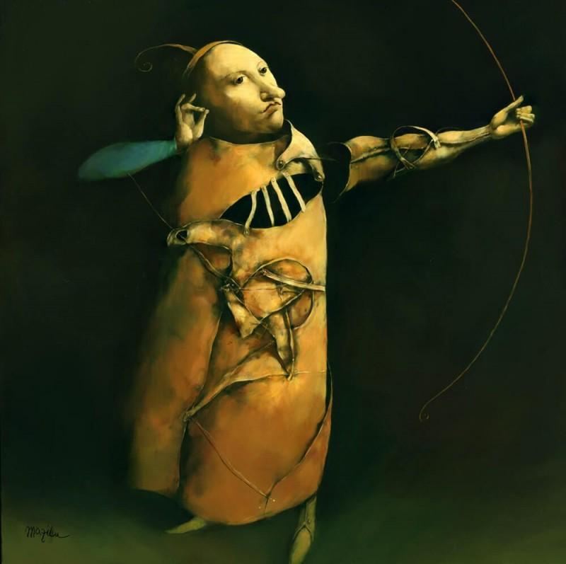 Georges Mazilu - Le Archer