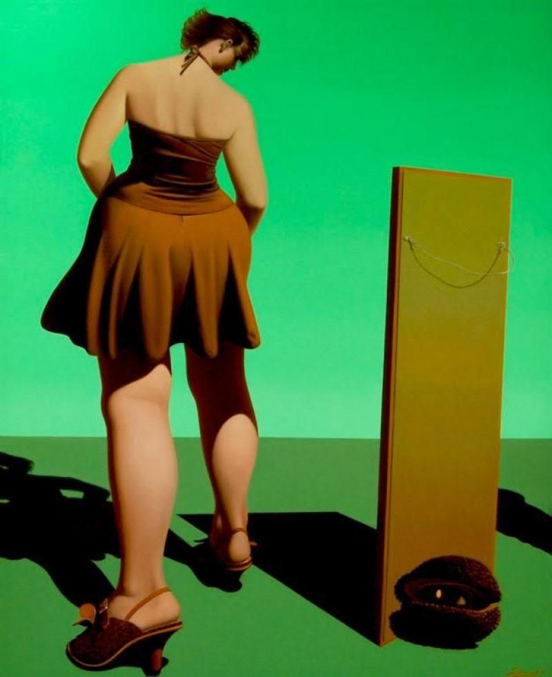 Jan Bouman - Het blote oog