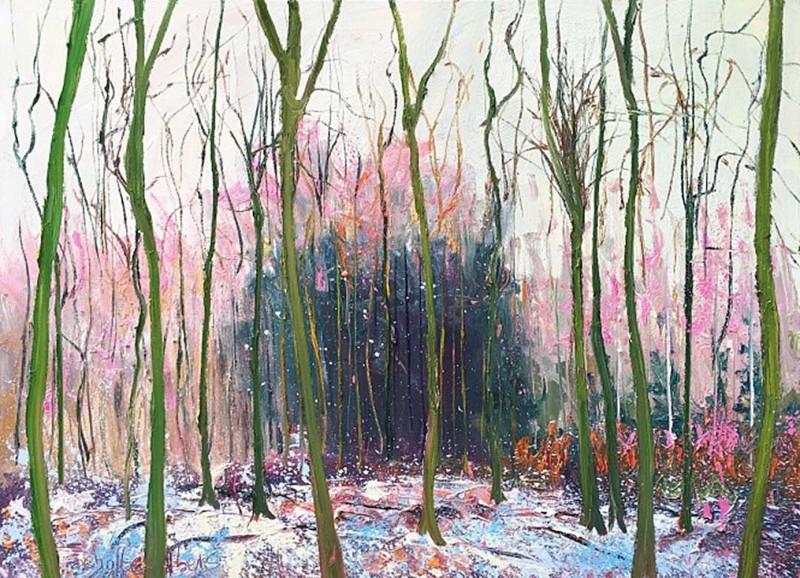 Gertjan Scholte-Albers - Lichte sneeuw