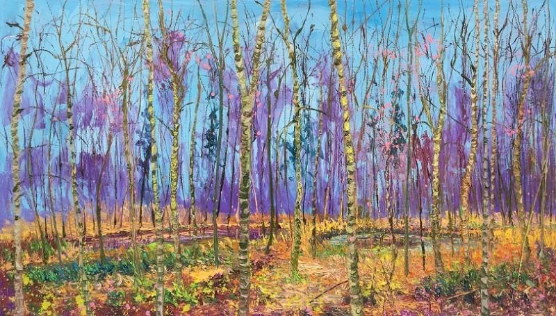 Gertjan Scholte-Albers - Spring Birches