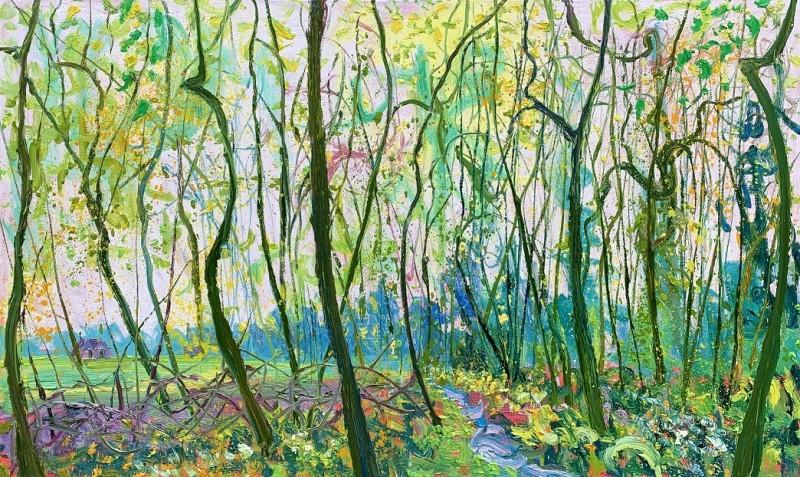 Gertjan Scholte-Albers - Arboretum 17e