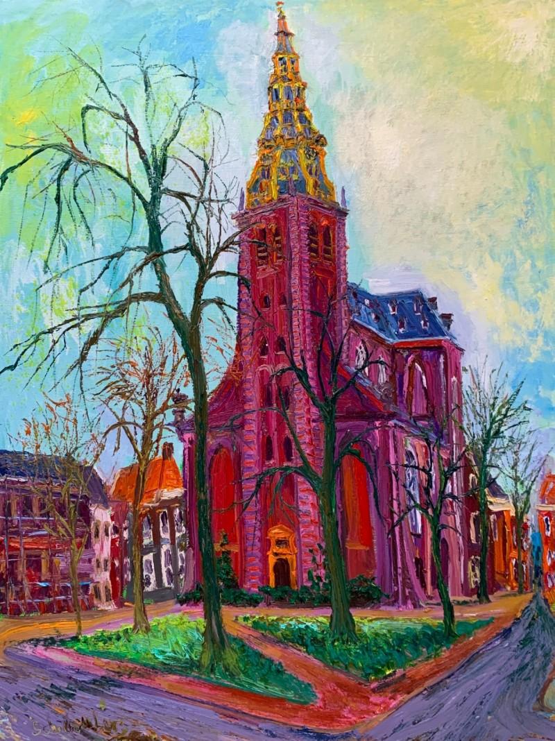 Gertjan Scholte-Albers - Der Aa Kerk Groningen