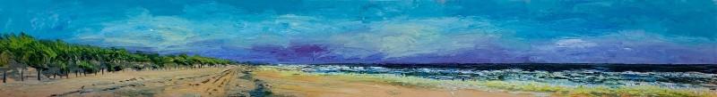 Gertjan Scholte-Albers - Zee plus strand