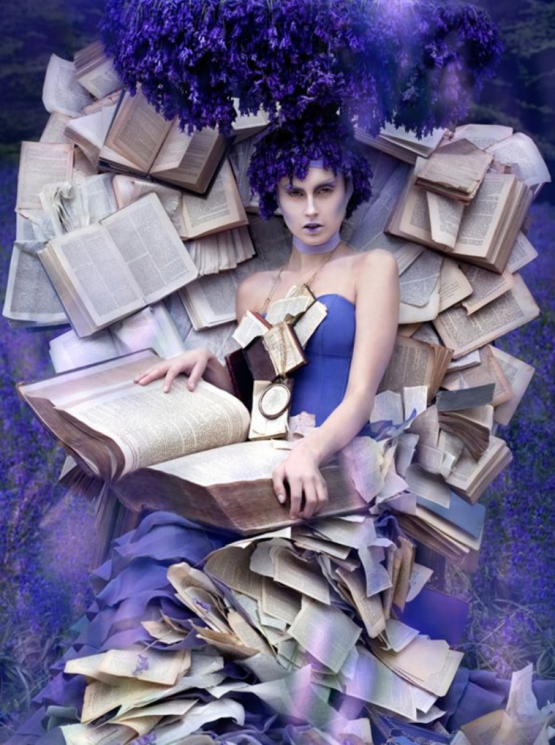 Kirsty Mitchell - A Forgotten Tale