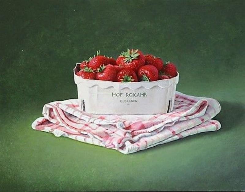Con van Velsen - Aardbeien