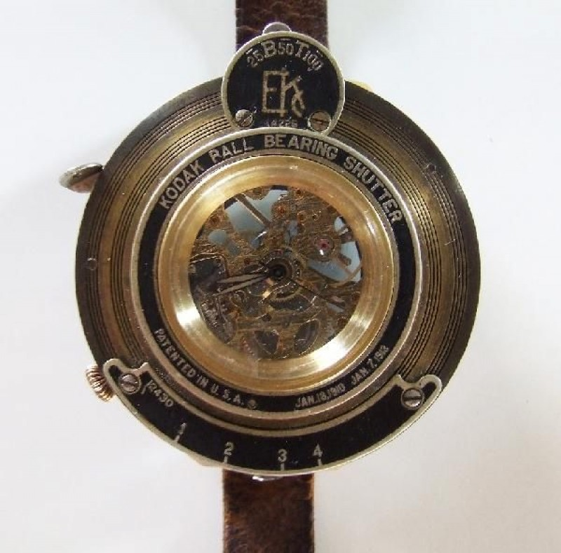 Stef van der Bijl - AF Kodak Time traveler (horloge)