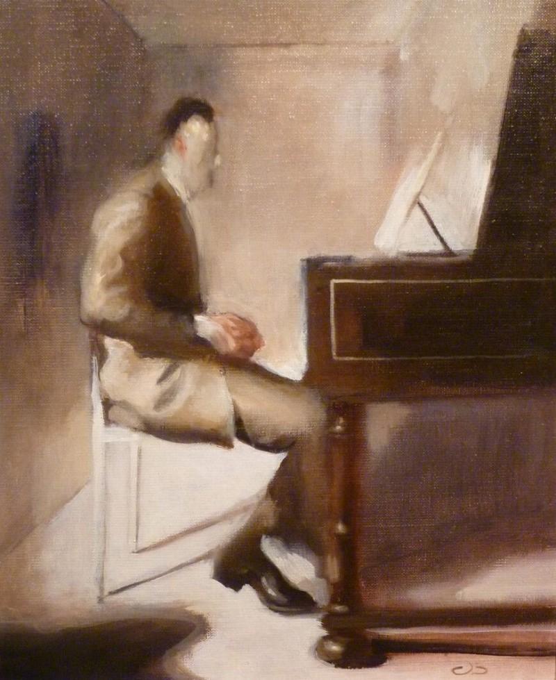 Cornelis Doolaard - Pianist