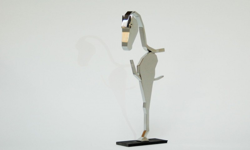 Bart Somers - Caballo monopiedra