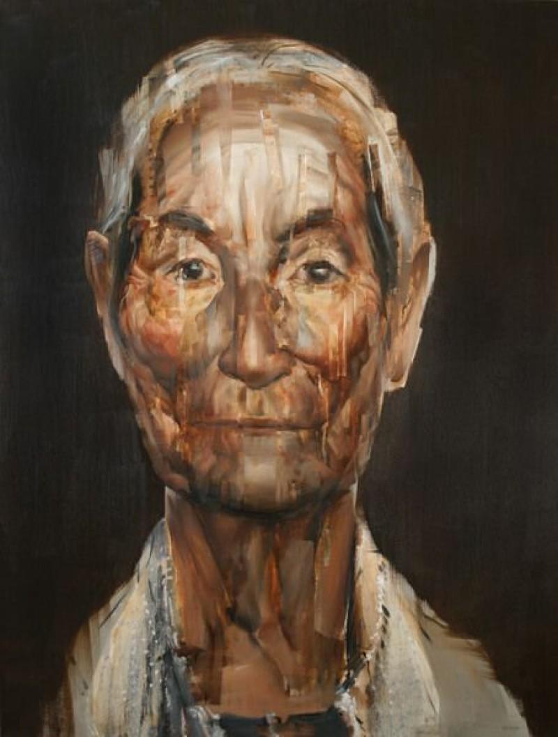 Daniel Ochoa - Bisabuela Portrait