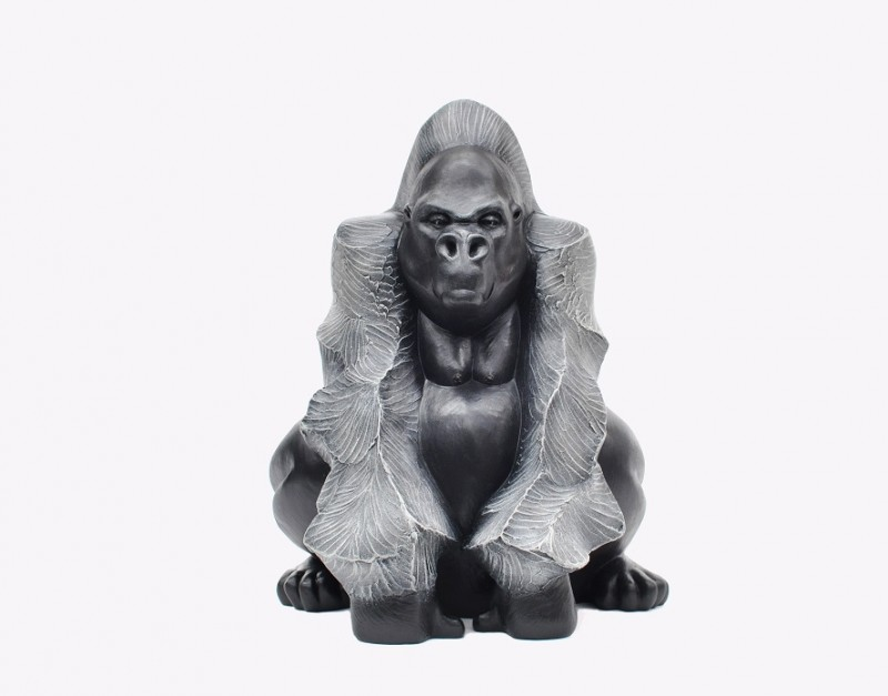 Renee Marcus Janssen - Gorilla, Boaz