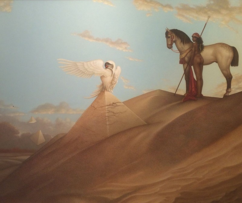 Michael Parkes - Breaking Illusions