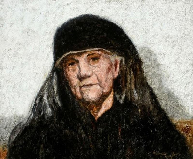 Walter Elst - De weduwe
