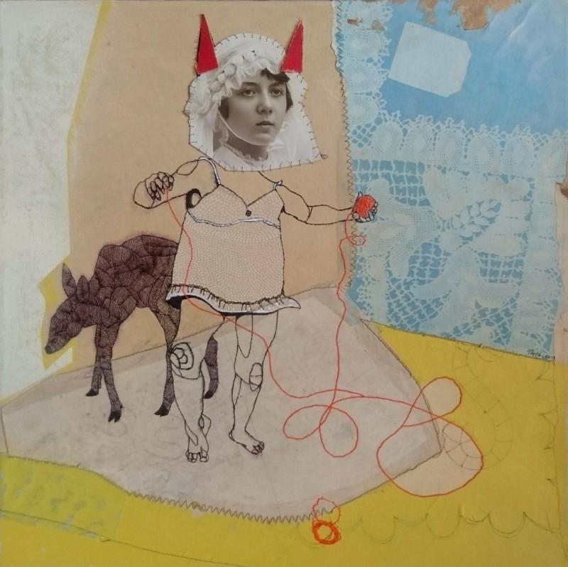 Cecile Perra - Zonder titel