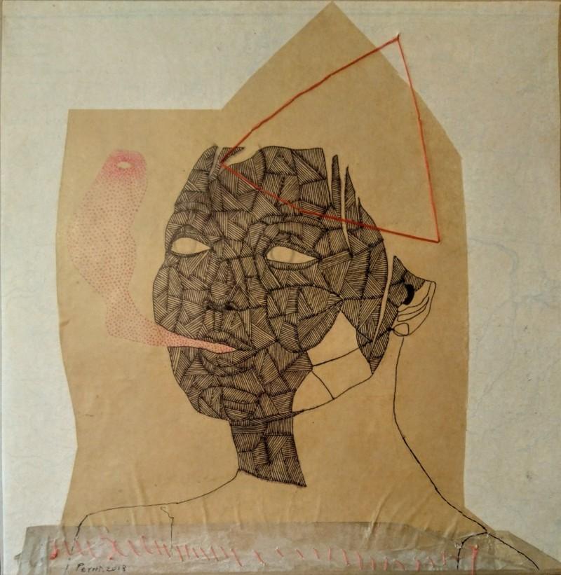 Cecile Perra - Sketch 11
