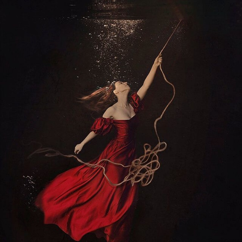 Brooke Shaden - Finding Rescue
