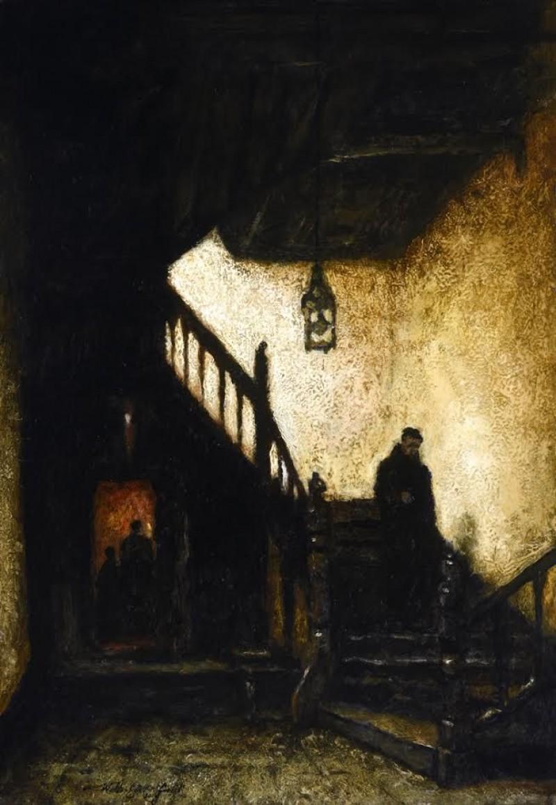 Walter Elst - Kloosterleven in Orval