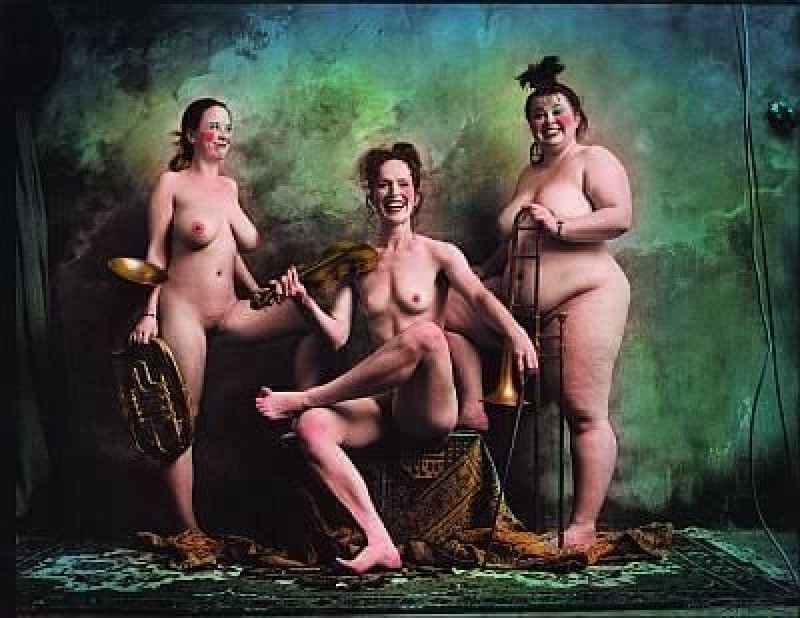 Jan Saudek - Ladies Orchestra (5/5)