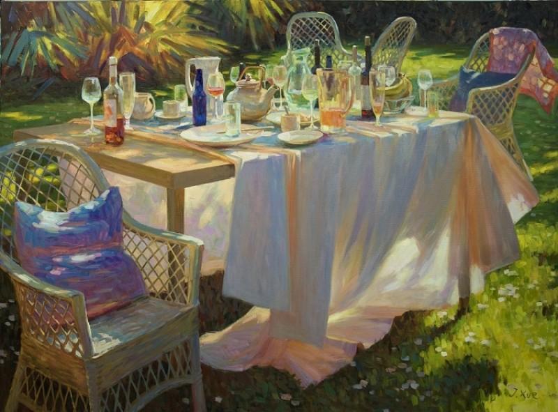 Juane Xue - Luisterrijke zon