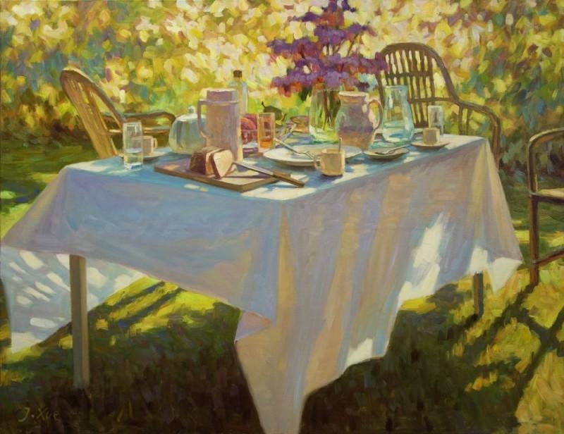 Juane Xue - Luminous lente licht