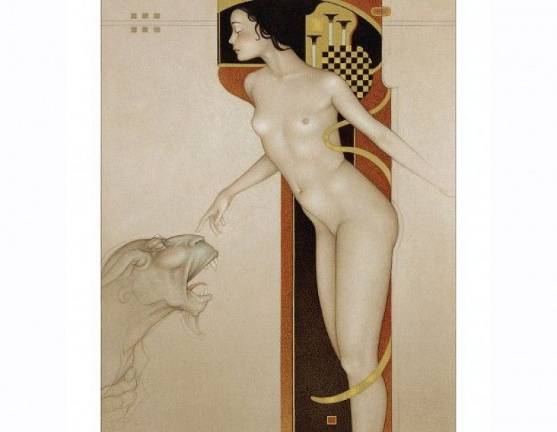 Michael Parkes - The Touch