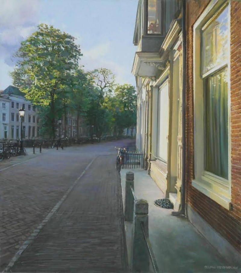 Gerard Huysman - Nieuwegracht Utrecht
