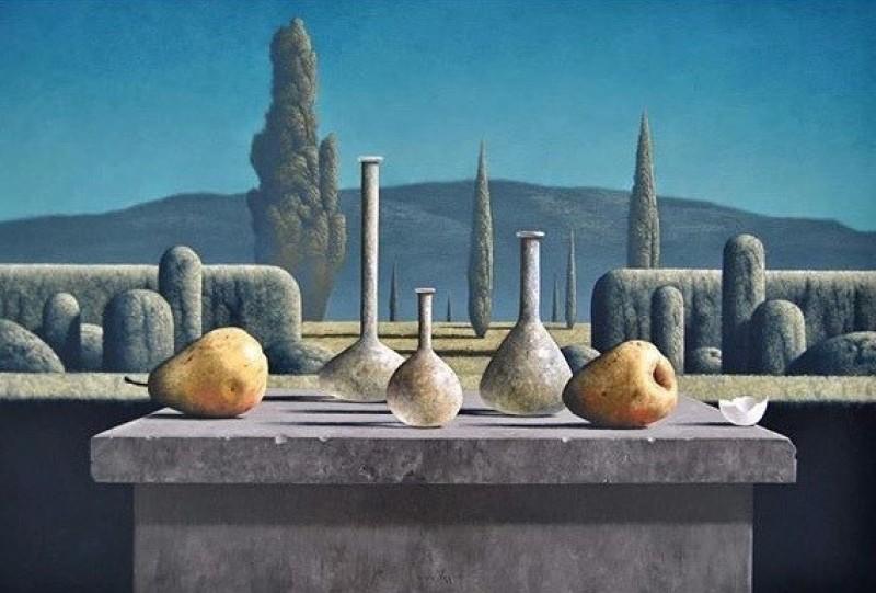 Victor Muller - Peren en Romeins glas