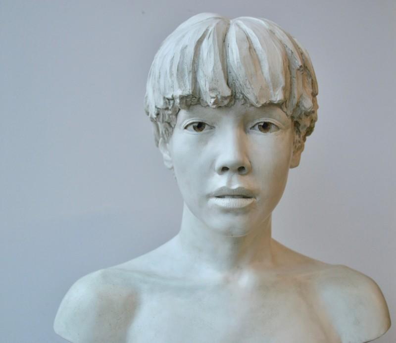 Wim van der Kant - Portret Siel
