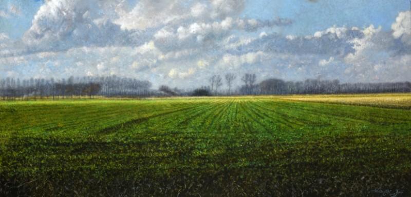 Walter Elst - Prille lente in het land van Waas