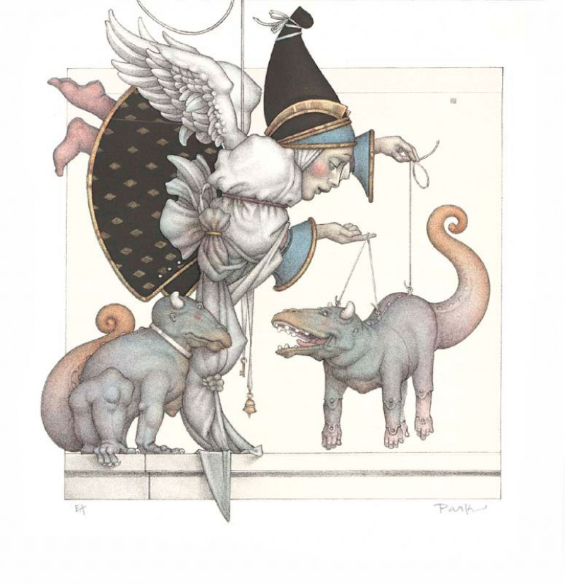 Michael Parkes - Puppet on String Collector