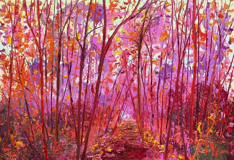 Gertjan Scholte-Albers - Red we forest