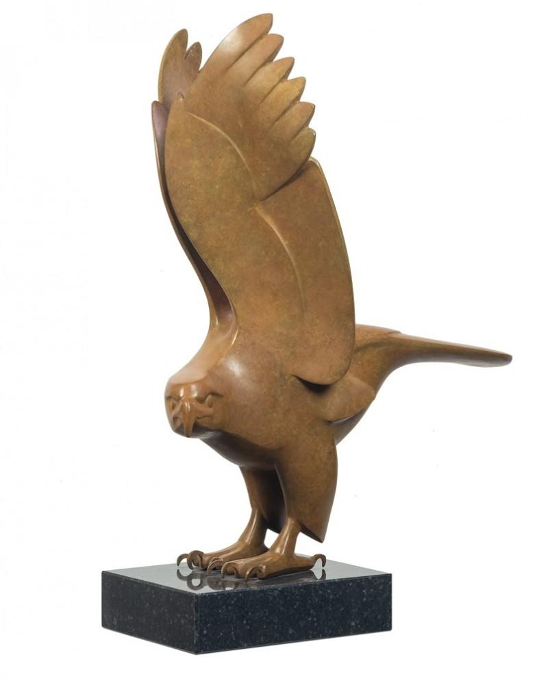 Evert den Hartog - Roofvogel no 2